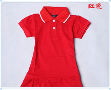 Children New Spring Summer 2013 Baby Infant Girls Brand  Dress kids Princess tennis One-piece D
