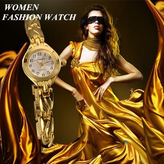 2015 году женские часы круглый циферблат