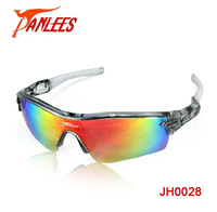 Panlees Interchangeable Cycle Glasses Men Cycling Glasses Cycling Eyewear Polarized Cycling Sunglasses3 Lens Free Shipping