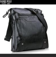 Big promotion wax leather man bag handbag men's travel bags men messenger bags fashion casual shoulder bag laptop briefcase bag