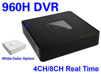 4 channel Security 4CH/8CH 960H dvr H.264 Full D1 Real-time Recording Playback Network CCTV DVR For Iphone Android online View