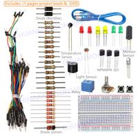 SunFounder Universal Project Starter Kit For Arduino UNO R3 Mega2560 Mega328