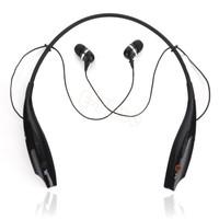 Hot!!!Universal Wireless Bluetooth Stereo Headset Neckband For iPhone Nokia HTC Samsung SV000602 b014