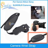 Suppernova Sale High Quality Black Camera Wrist Strap Hand Grip for Canon Nikon Sony SLR/DSLR Freeshipping