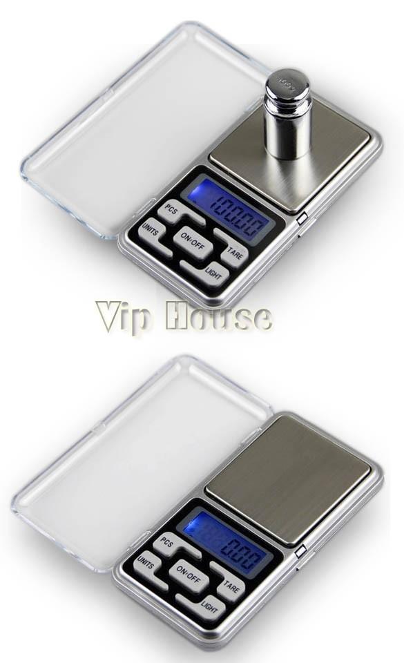 Wholesale Electronic Scales 0.01g x 200g Digital Pocket Jewelry Scale Kitchen Weight Balance Freeshipping 51(China (Mainland))