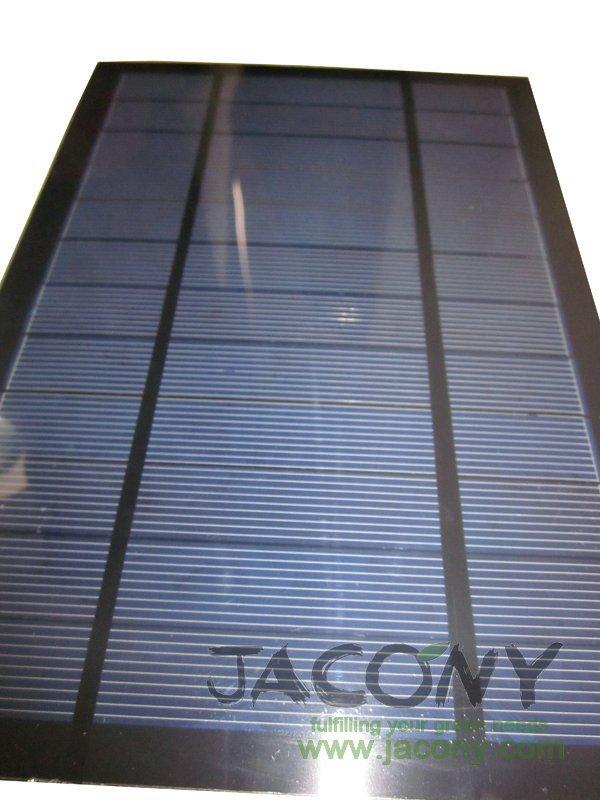 Mini Solar Module Solar Panel 2W/6V + PET Laminated +Polycrystalline Solar Cell