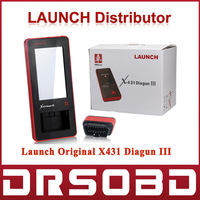 2014 New Software Auto Scanner Launch X431 Diagun Free Update 3 years Professional Car Diagnostc Tool Code X-431 Diagun