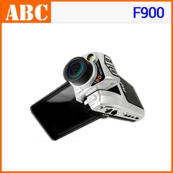 Free shipping ! Car DVR F900LHD 1440*1080P 30fps 1920*1080P 25fps IR Night Vision Car Video Recorder HDMI 2.5 inch TFT screen