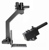Distributor wanted! PT-1 motorized pan tilt head with joystick controller for jib crane for camera  up to 10 kg