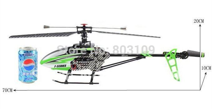 70CM MJX F45 Metal 4CH 2.4GHz RC Helicopter With Camera LCD Display Single Propeller 2.4G Gyro Free Shipping