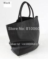 Classical female bolsas genuine leather bags women leather handbag shopping bag designer large volume leisure tote bag