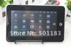 Cheapest 7&quot; infortm IMAPX210 upgrade action 7013 android 4.0 1GHz Camera RJ45 3G 4GB 7 inch tablet PC Brand new+gift(Hong Kong)