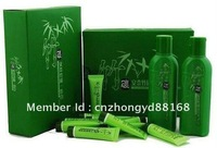 Free  shipping--ANAHAI:Bamboo Charcoal Full body skin  whitening set--100% Effective and safe skin whitening product
