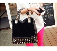 Promotion!!! special offer Leather restore ancient inclined big bag women handbag