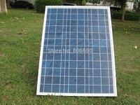 40w 12v  poly solar panel -poly solar module-high quality ,free shipping
