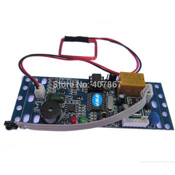 RFID EM / ID incorporado módulo interfone controle de acesso porta de proximidade RFID Porta Access Control System Building