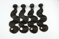 Malaysian Virgin hair body wave 3pcs lot Mixed length acceptable 100% unprocessed human hair extension weave hair