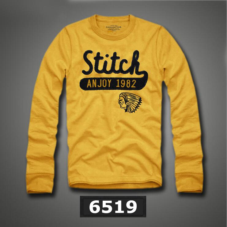 New 2014 Hot Sale Autumn Winter 100% Cotton Long Sleeve Men T-shirt Full Sleeve Man Tees Male T Shirt Clothing Apparel S-XXXL