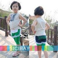 Children Shorts Little Girls Summer/Spring/Autumn Shorts Spandex & Lace & Jean Letter Print Hot Shorts, Free Shipping  K0128