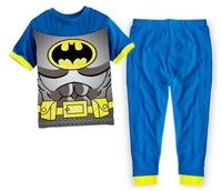 Girl's Long Sleeves PRINCESSES Lycra Pyjamas Girl's Autumn Cartoon Nightwear, 6 Sizes(2T-7T)/lot - GPA152/GPA153/GPA278/GPA325