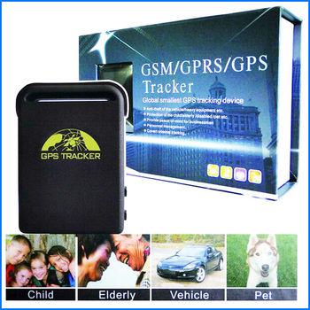 Original!! TK102 GPS Personal Tracker with Free PC software/Internal Memory/Internal shock Sensor/Water Proof Bag