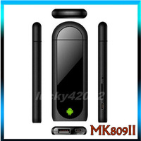 Android 4.2.2 Dual Core MK809II MK809 II Android tv box Mini PC Google TV Box With 1.6GHz RAM 1GB+ROM 8GB