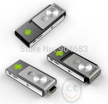 Cheapest Freeshipping Dual Core 4GB Rom HDMI Full HD MK802b mini pc android TV stick, Android TV Set Box Stick