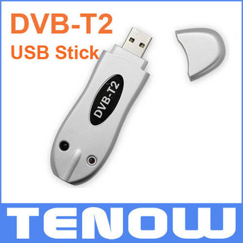 TBS5220 Digital TV Tuner Stick,Mini TV Stick Tuner Receiver,USB DVB-T2/T TV Tuner for PC