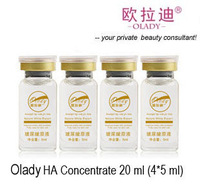 Hyaluronic Acid Concentrate 20 ml, medical grade highly-concentrated HA liquid, moisturizing whitening, anti-aging, rejuvenation