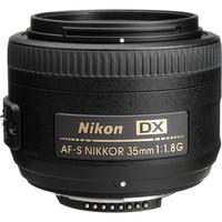 Nikon 35 1.8 G Lenses Dslr AF-S Nikkor 35mm f/1.8G DX Lens Lente for D3300 D3200 D3100 D5300 D5100 D5200 D90 D7000 D7100 D300