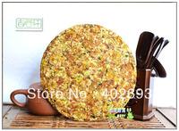 357g Gold award health care old tree flowers pu erh Pu er tea weight loss puerh puer cake  pu'erh Raw pu'er the tea