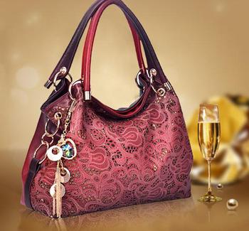 Hot Promotion! Special Offer  Leather Restore Ancient Inclined Big Bag Women Cowhide Handbag Bag Shoulder Free Shipping