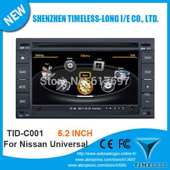 Car Radio For Nissan NOTE QASHQAI X-TRAIL Tiida Bluebird Paladin Livina Sunny FRONTIER PATHFINDER350Z Murano with GPS 3G Wifi