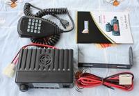 VV-808V two way radio VHF mobile transceiver cheap price vehicle radio China FM radio 10W ham Amateur radio DTMF scramble PTTID