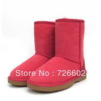 free shipping  5825 australia genuine sheepskin snow boots boots for women winter