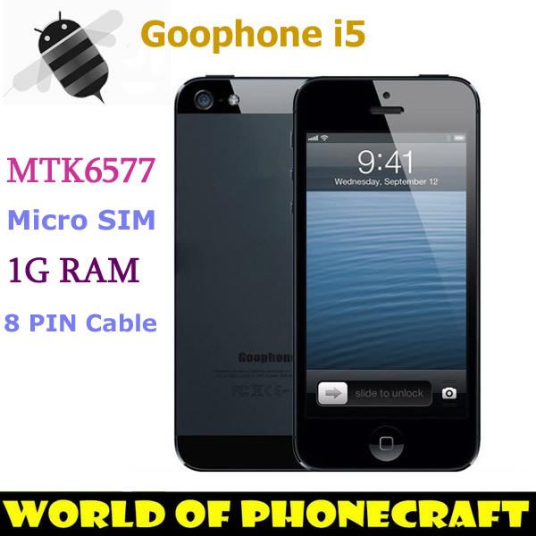 Китайский Iphone 4 Android