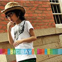 Free Shipping Baby Tshirt,Baby Costume,Kids Clothes,Fashion Baby Boy Tops,Headphone Teess  K0122
