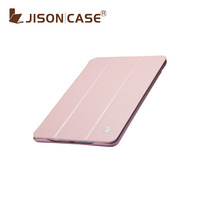 New Arrival Pu Leather Case Flip Cover Case Cover For Apple iPad Mini Free Shipping HK Post With Jisoncase Brand Retail Package