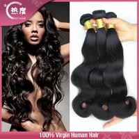 Grade AAAAAA brazilian virgin hair body wave brazilian hair bundles human hair weave Brazilian body wave 3pcs lot