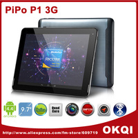 PiPo M6 Pro 3G GPS Tablet PC 9.7 inch Retina 2048x1536 Quad Core RK3188 2GB/32GB Bluetooth/HDMI/OTG 5.0MP Camera