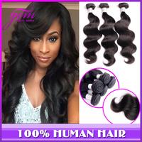 Rosa Hair Products Brazilian Virgin Hair Body Wave Bundles 3pcs 4pcs Lot Ali Moda Human Hair Weaves Remy Perfect Hair Extensions