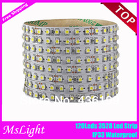 3528 600 5M LED Strip SMD Flexible light 120led/m indoor non-waterproof warm / white/red/green/blue Led tape , Neon