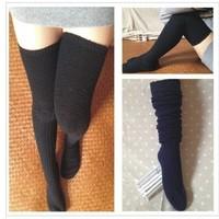 New 2014 Fashion Adult Stockings Over The Knee stockings Thigh Knee High Socks leggings