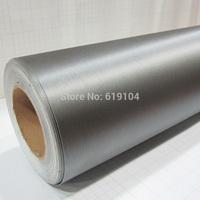 Hot sale!1.52X0.6m Air free bubbles car wrap brush aluminum vinyl car stickers carbon film for car