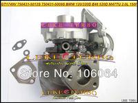Wholesale GT1749V 750431-5012S 750431-5009S 750431 Turbine Turbo Turbocharger For BMW 120D 320D E46 520D Engine M47TU 2.0L 150HP
