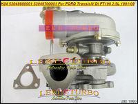 Wholesale New K04 53049880001 53049700001 Turbo Turbocharger For FORD Transit IV Di FT190 2.5L 1991-09 100HP 4EA/4EB/4HC 4GB/4GC