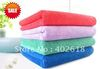 Free shipping--Microfiber towel, 6 Pcs/Lot,140x70cm Size, Towel, Car Cleaning cloth &amp; Washing cloth, Bath towel, Quick-dry