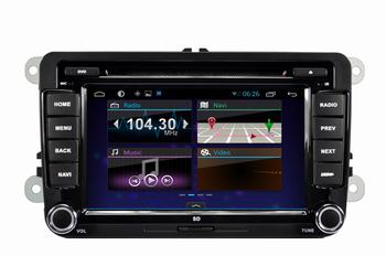 Car DVD for VW Jetta Tiguan Passat Polo Seat Leon Skoda Fabia Superb with Pure android 4.1 dual CoreCPU:1G RAM:1G WIFI 3G
