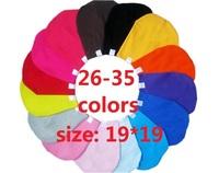 10piece/lot available fashion cotton baby hat baby cap infant hats infant cap Set of head hat skull caps 31colors