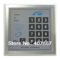 NEW RFID Proximity Door Access Control System  With Master Cards and  Connecting Access Control Reader  ID/EM Keypad